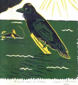 Le monde selon le corbeau