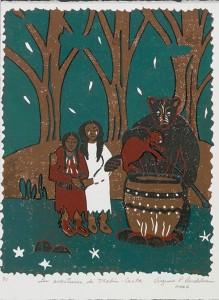 Les aventures du Malin-Castor