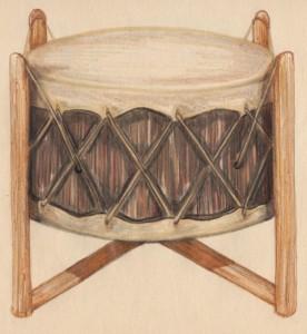 Grand tambour