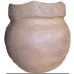 Vase de céramique